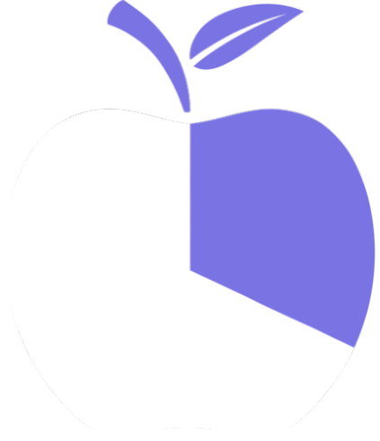 äpple lila